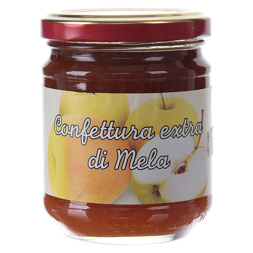 Confiture extra aux Pommes 220 g de Saint Antoine de Padoue 1