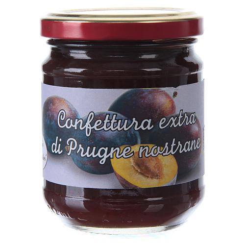 Confiture extra aux Prunes locales 220 g de Saint Antoine de Padoue 1