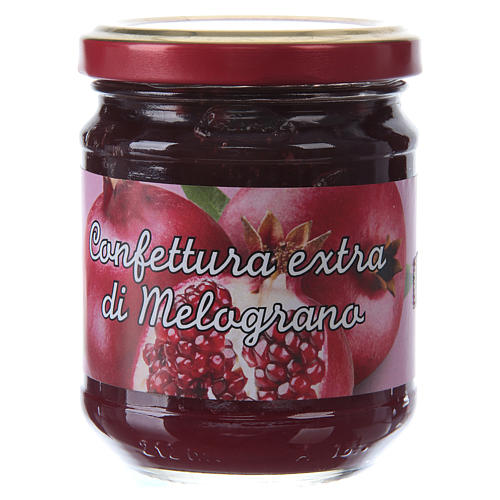 220gr extra pomegranate jam of St. Anthony of Padua 1
