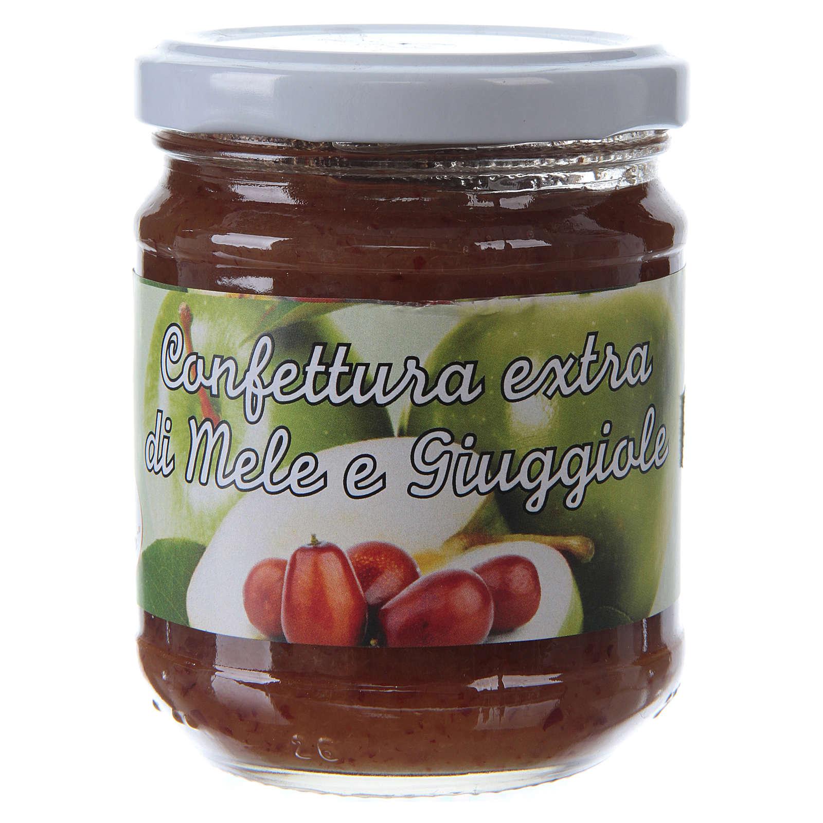 Confiture extra aux Pommes et aux Jujubes 220 g de Saint Antoine de Padoue 3