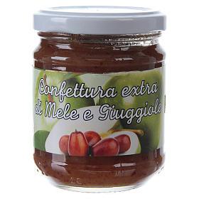 Confettura extra di mele e giuggiole 220 g  di Sant'Antonio di Padova s1