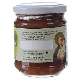 Confettura extra di mele e giuggiole 220 g  di Sant'Antonio di Padova s2