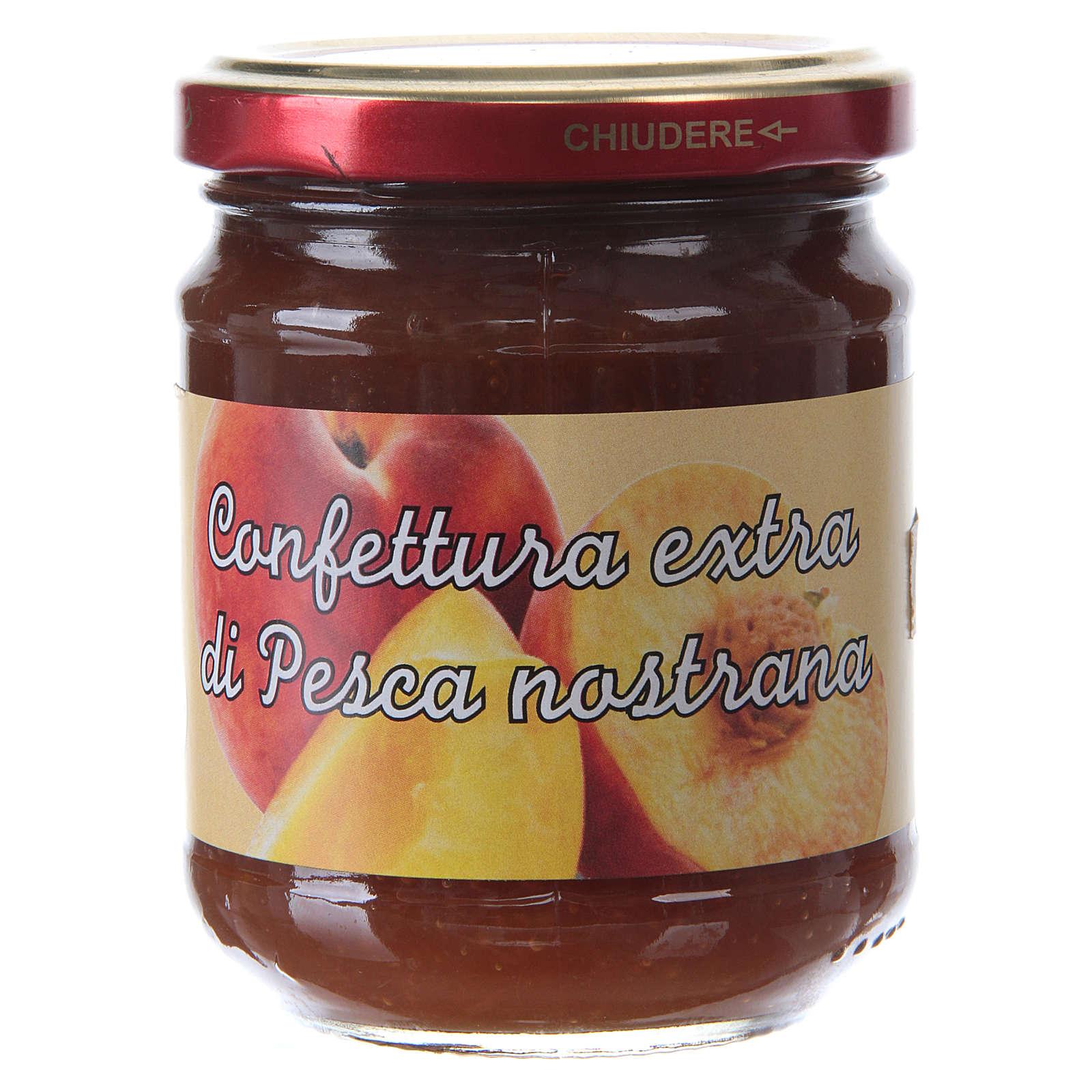 Confettura extra di pesca nostrana 220 g  di Sant'Antonio di Padova 3