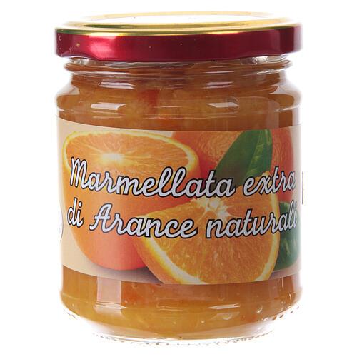 Mermelada extra de naranjas naturales 220 gr de San Antonio de Padua 1