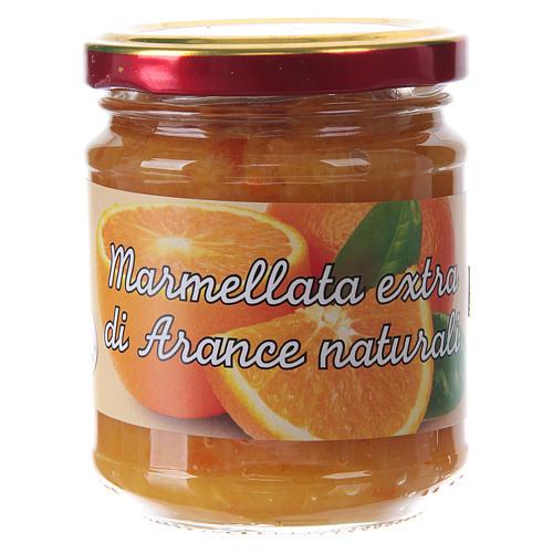 Marmellata extra di arance naturali 220 g  di Sant'Antonio di Padova 1