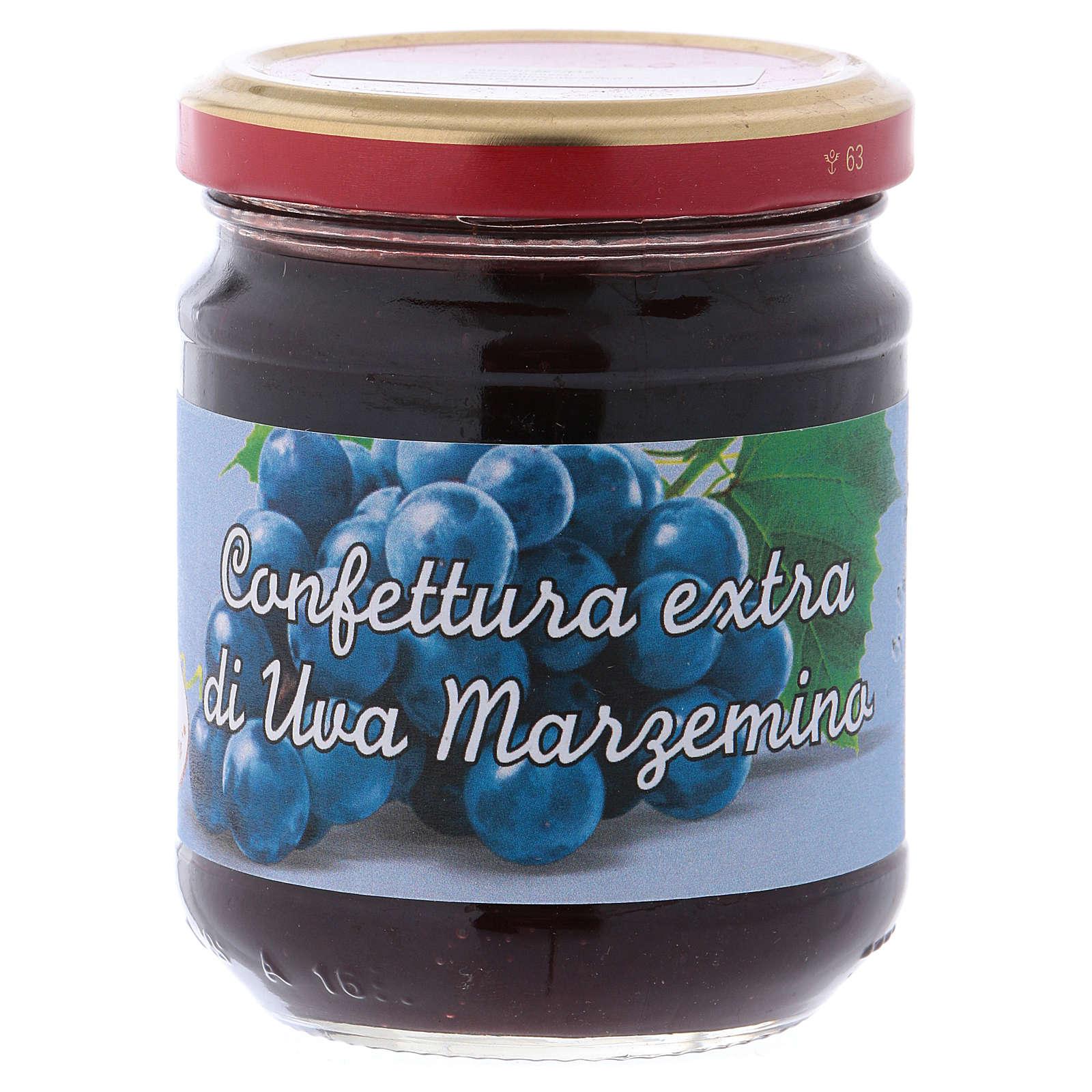 Confiture extra de raisin Marzemino 220 g Saint Antoine de Padoue 3