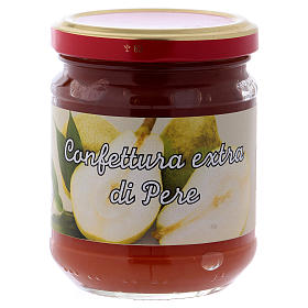 220gr extra pear jam of St. Anthony of Padua s1