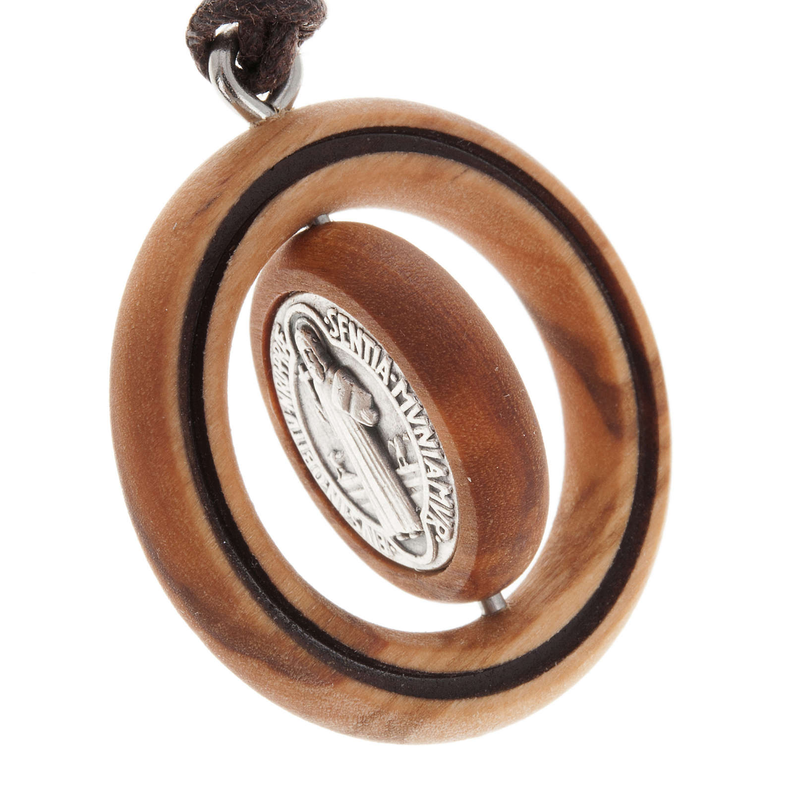 Medalla San Benito Olivo 4