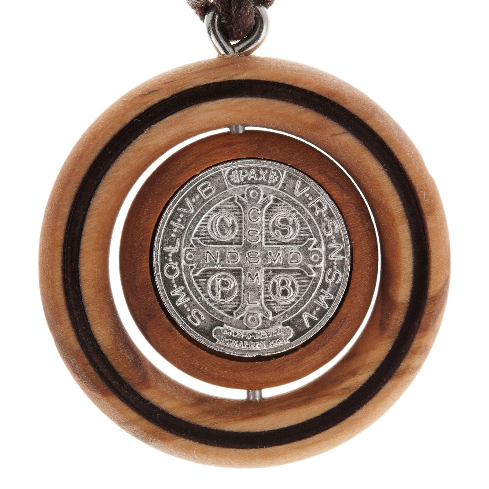 Médaille S. Benoît , olivier 4
