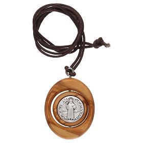 Médaille S. Benoît , olivier s6