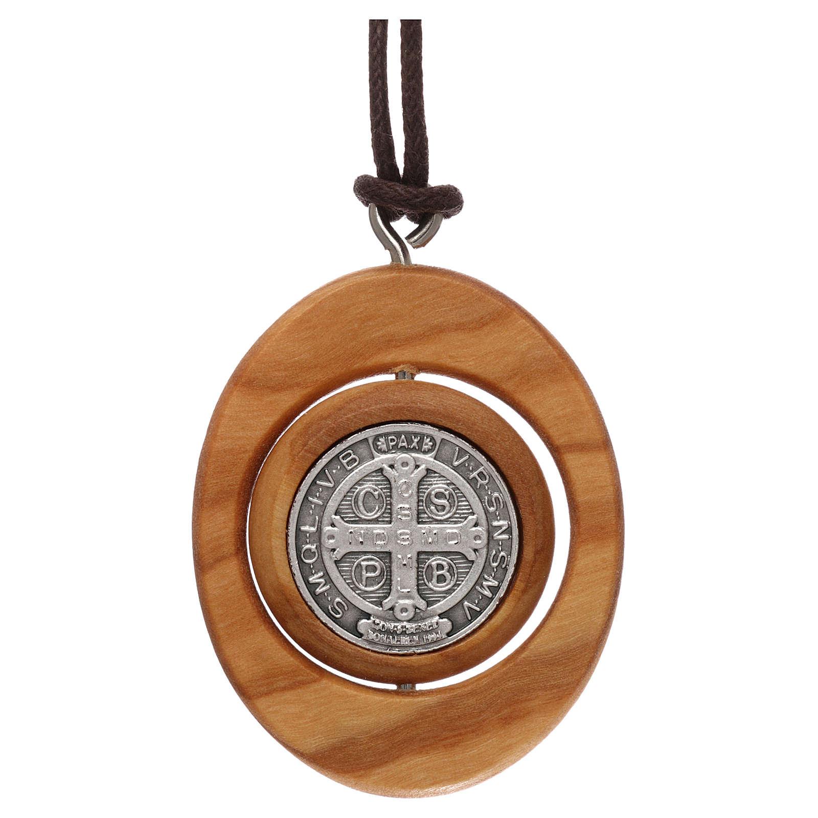 Medaglia San Benedetto ulivo 4