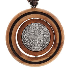 Medaglia San Benedetto ulivo s2