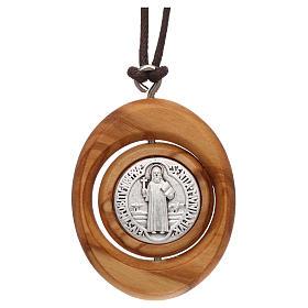 Medaglia San Benedetto ulivo s4