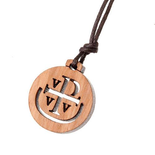 Médaille du bon chemin, vérité et vie 1