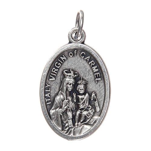 Médaille Notre Dame du Carmel 20 mm 1