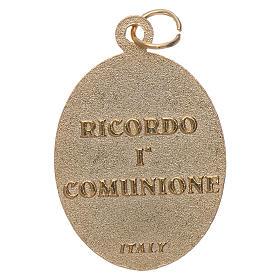 Medalla metal Recuerdo Primera Comunión s2