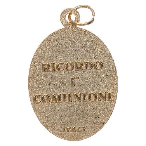Medalla metal Recuerdo Primera Comunión 2