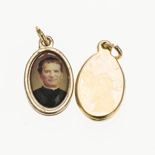 Medaglia Don Bosco metallo 1