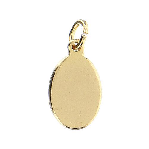 Médaille Notre Dame du Perpétue Secours doré 2