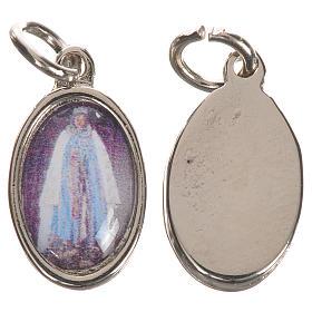 Médaille Sainte Sarah argentée 1,5cm s1