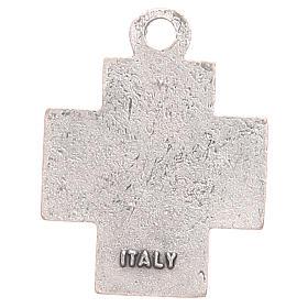 Medalla Cruz símbolo PAX s2