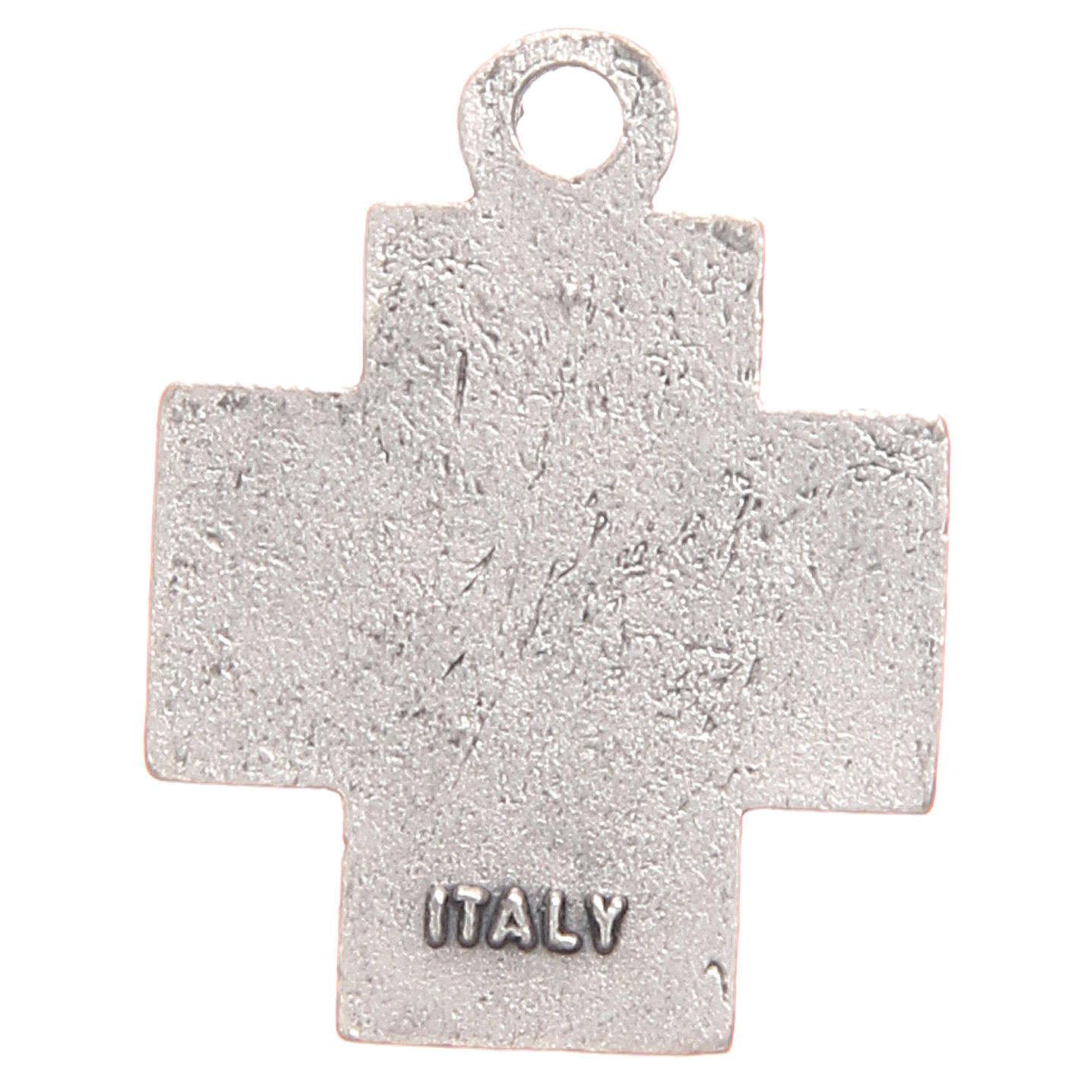 Médaille Croix symbole PAX 4