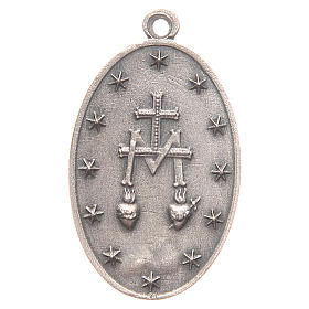 Miraculous Medal measuring 3.2cm s2