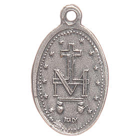Miraculous Medal measuring 1.9cm s2