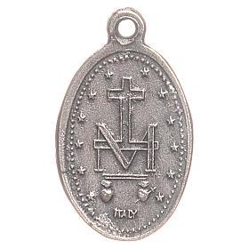 Medalla Virgen Milagrosa 1,9 cm s2