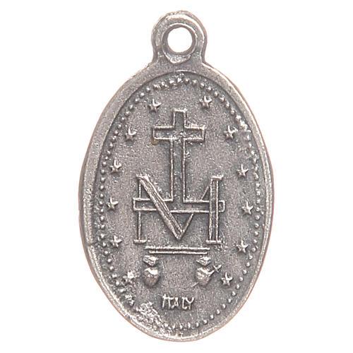 Medalla Virgen Milagrosa 1,9 cm 2