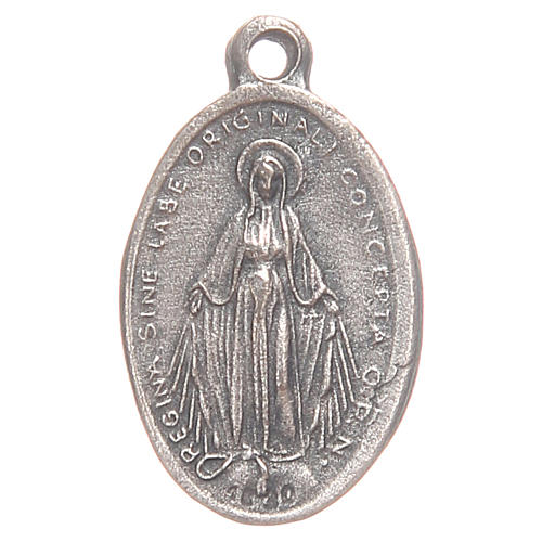 Médaille Vierge Miraculeuse 1,9 cm 1