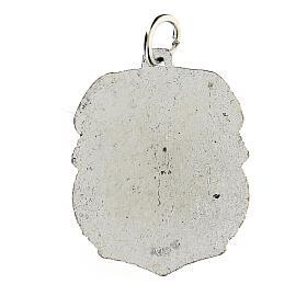 Medalla devocional Virgen de Guadalupe 3,5 cm s2