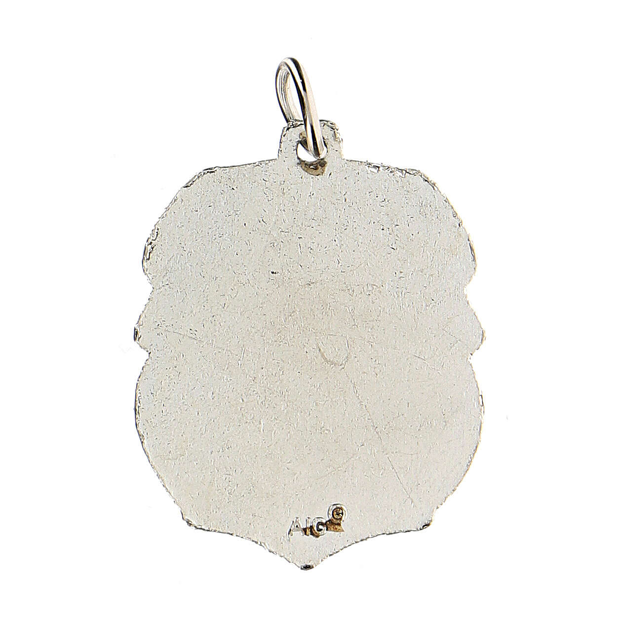 Medalla devocional San Miguel 3,5 cm 4