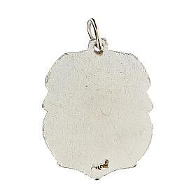 Medalla devocional San Miguel 3,5 cm s2