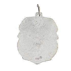 Medaglia devozionale San Cristoforo 3,5 cm s2