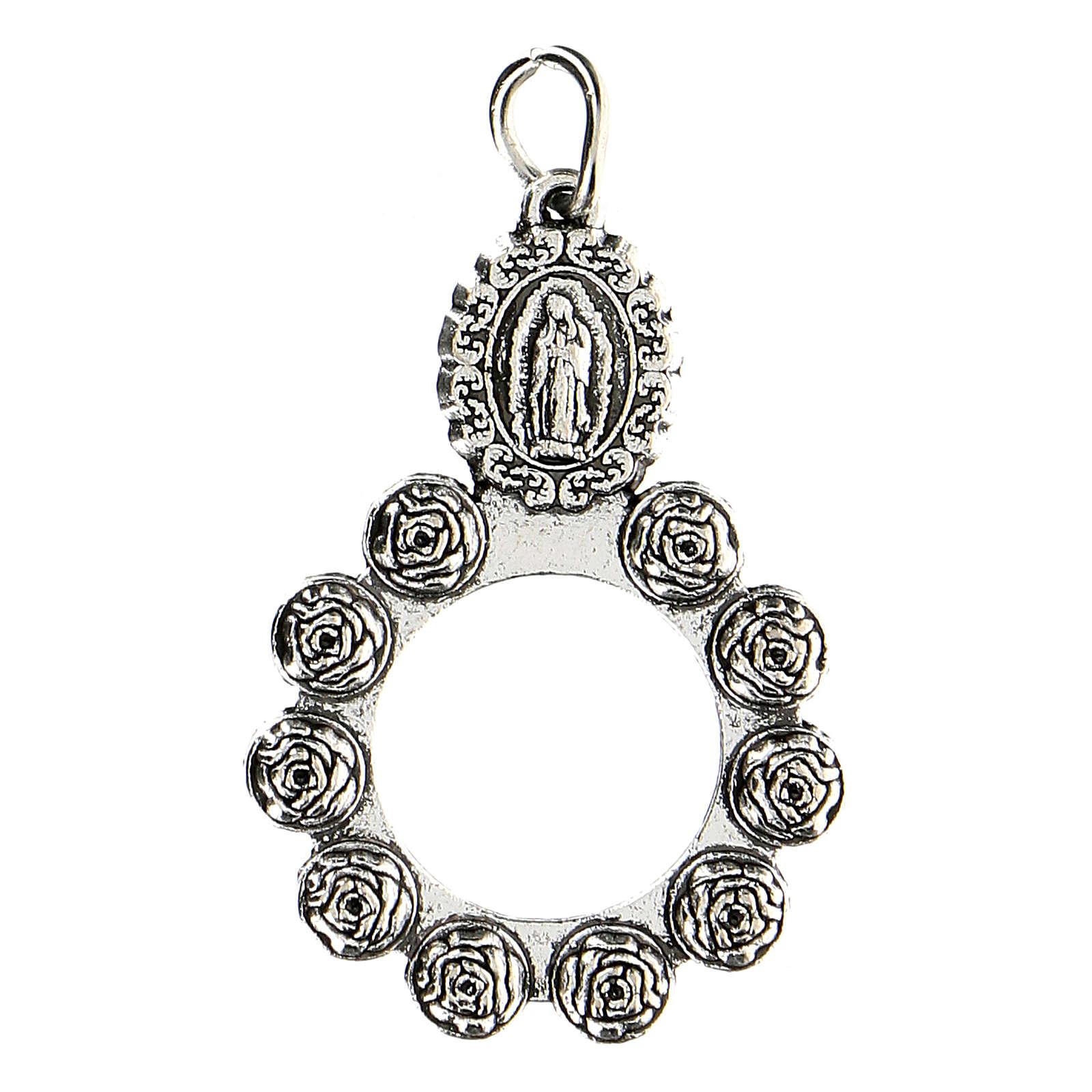 Colgante Virgen Guadalupe 3 cm 4