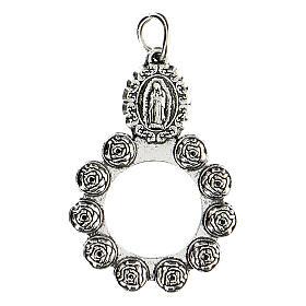 Colgante Virgen Guadalupe 3 cm s1