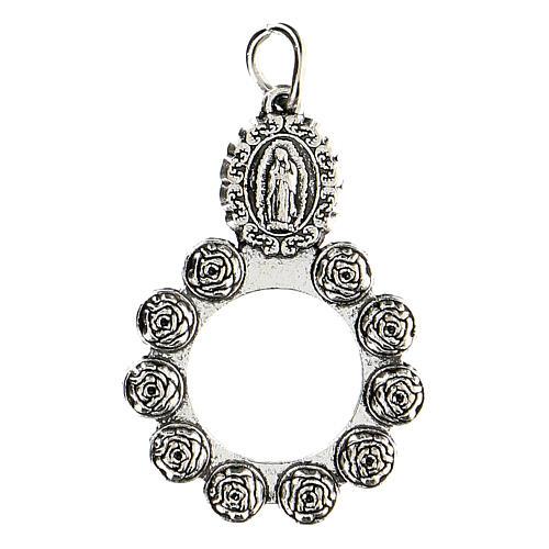 Colgante Virgen Guadalupe 3 cm 1