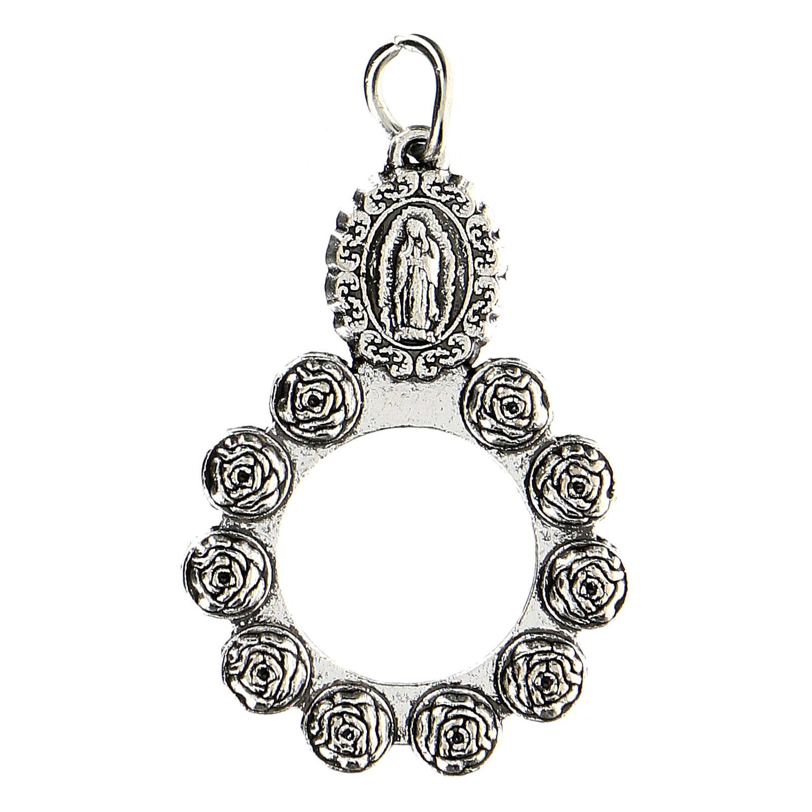 Ciondolo Madonna Guadalupe 3 cm 4