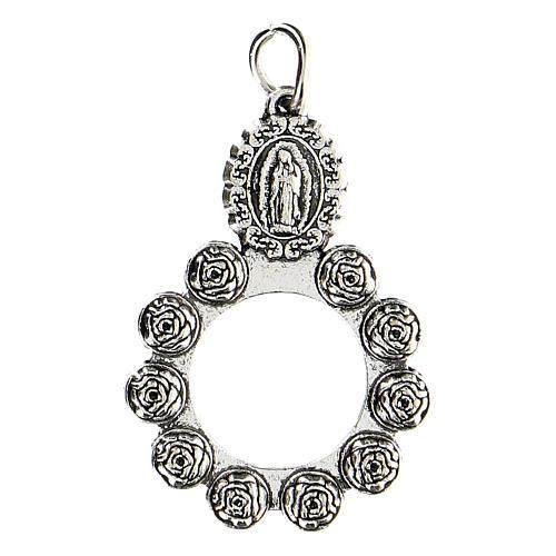 Ciondolo Madonna Guadalupe 3 cm 1