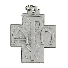 Croce Pax Papa Francesco a medaglia 2,5 cm zama s1
