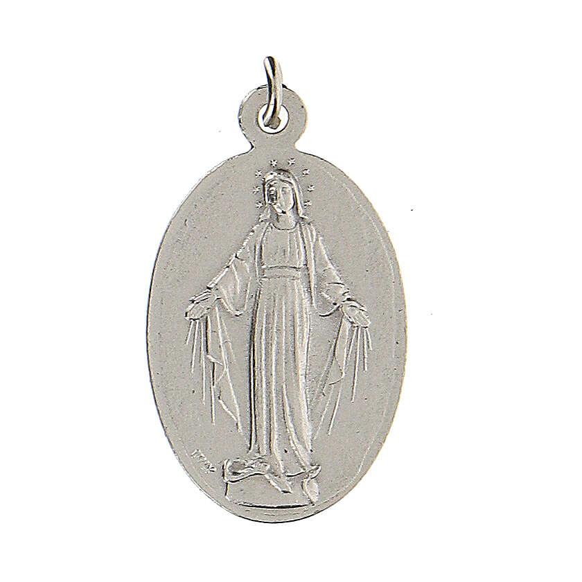 Médaille St Michel Archange Vierge Miraculeuse 2,5 cm 4