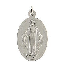 Medaglietta San Michele Arcangelo Madonna Miracolosa 2,5 cm s2