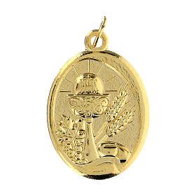 Medalla dorada Comunión s1