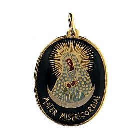 Colgante medalla Madre Misericordiosa s1