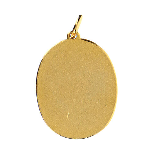 Colgante medalla Madre Misericordiosa 2