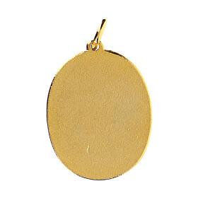 Ciondolo medaglia Madre Misericordiosa s2