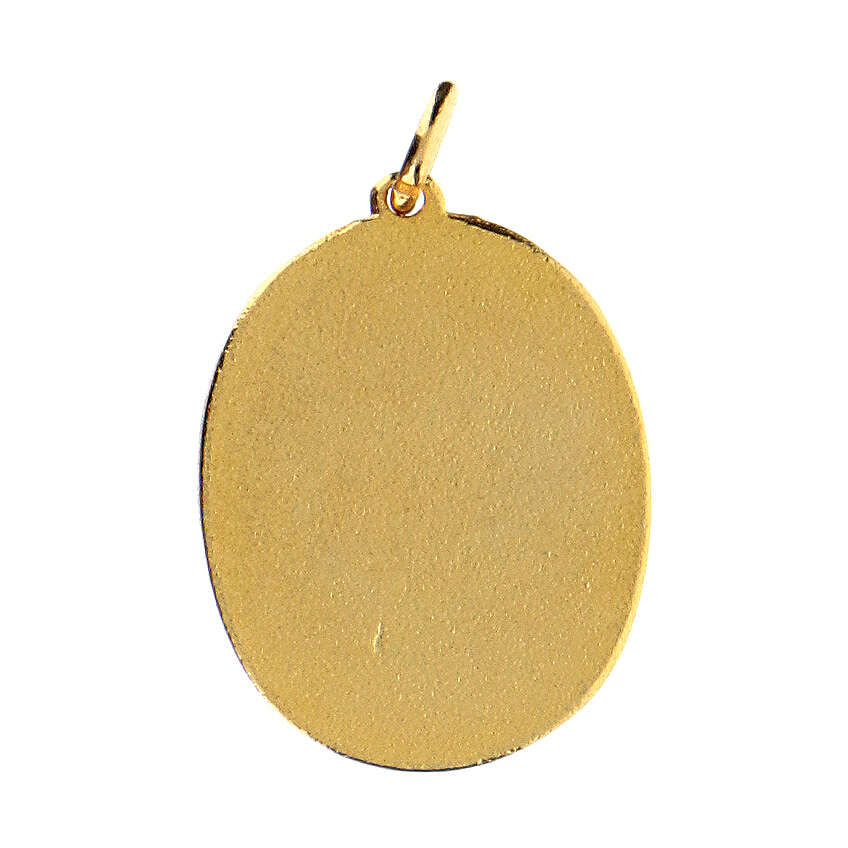 Pingente medalha Nossa Senhora Madre da Misericórdia 4