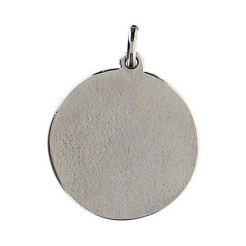 Medalik emaliowany z Aniołem 2