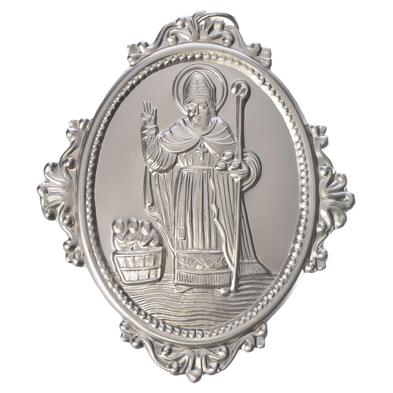 Medalla cofradía San Nicolás 3